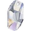 Swarovski Pendant 6673 Meteor 38mm Aurora Borealis Crystal